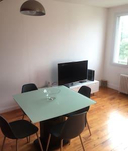Agréable appartement 3P confortable et très clair