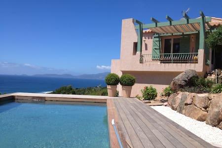 Villa de charme avec vue panoramique, Portigliolo - Coti-Chiavari