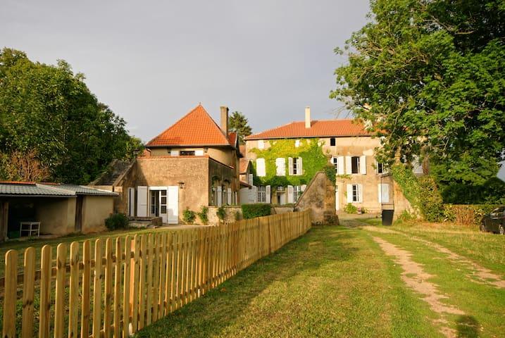 Metz. Maison campagne, ancienne dépendance Château