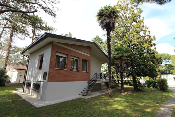 Villa Bertoli - Single house with large garden