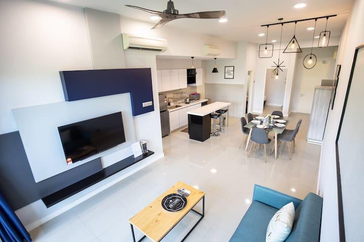 LüSuite 02 - THE LOFT IMAGO 旅宿 02 – 两房式商场公寓