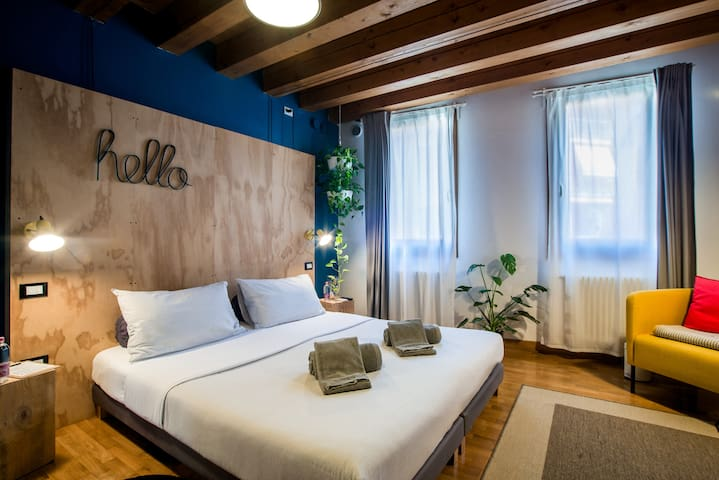 Double Room Ottanio B&B Castelmenardo39
