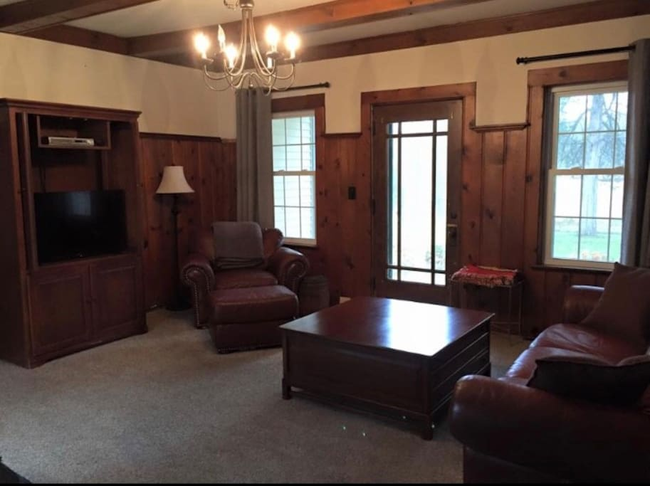 Additional view of family room