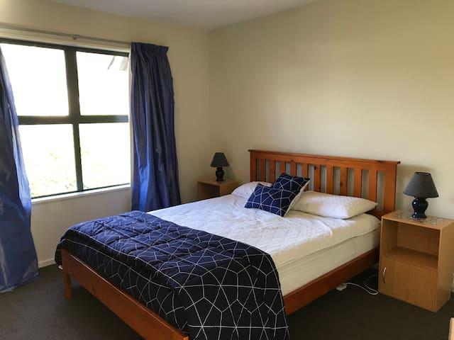 Queen Double Bed