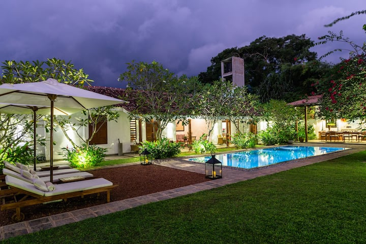 Heritage Private Villa with Two Pools & 25% Off