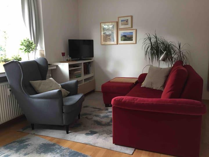 1-room-apartment
