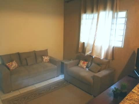 Cozy apartment close to Iveco and Ambev