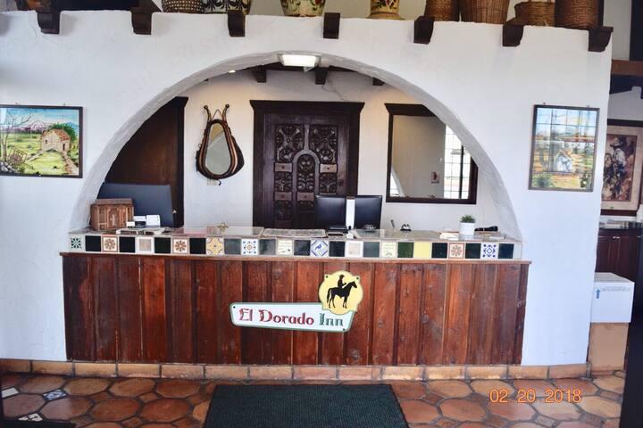 El Dorado Inn - Hacienda Style Hotel