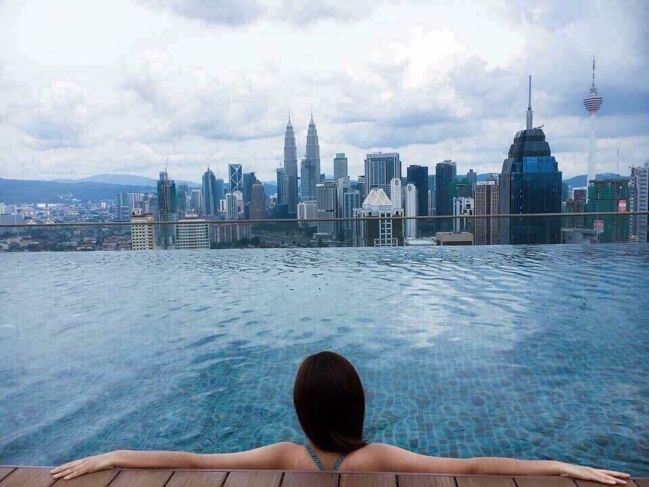 Infinity Pool 37th Floor