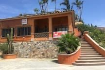 Surf Villa in Beautiful Costa Azul