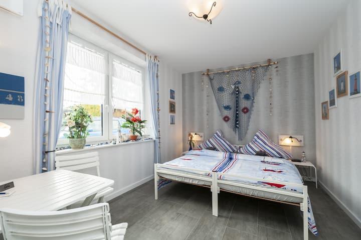 gemütliches Zimmer nahe Hamburg mit eigenen Bad
