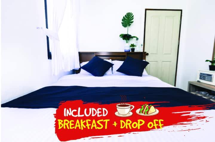 Buffalo Thai Home #Room 2 Budget