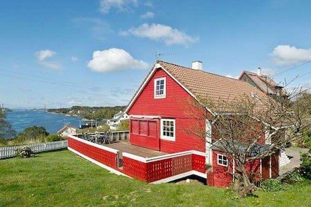 Nice house in suburban Bergen - Bergen - Haus