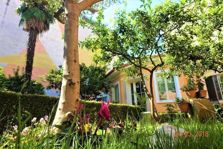 SECRET GARDEN- 360m2 Villa in the Heart of Tirana