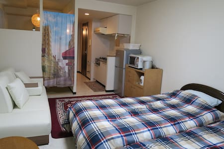 101 Comfortable private apartment in Hiragishi