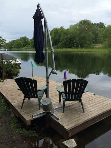 All Season Waterfront Getaway on the Severn River - Washago - Cabin