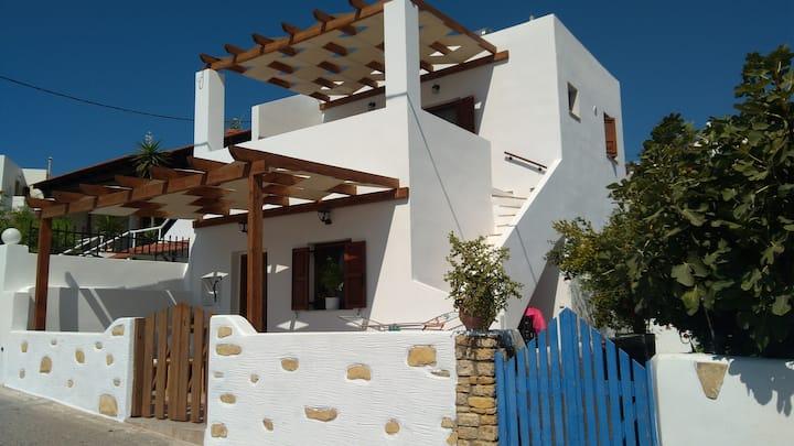 Vicky's House, Lipsi