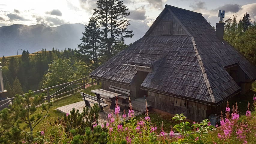 In the embrace of the mountains - Velika planina