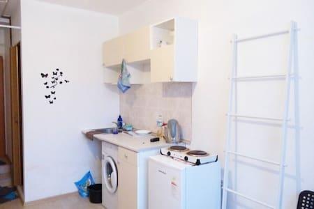 Rent an apartment-a cozy Studio of 18 m2