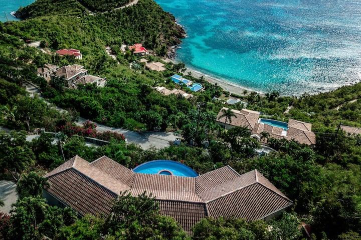 Ocean Views! 4 Master Suites! 24/7 Concierge Team!