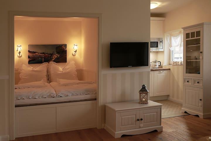 Apartment am Delft für 1 - 2 Erwachsene