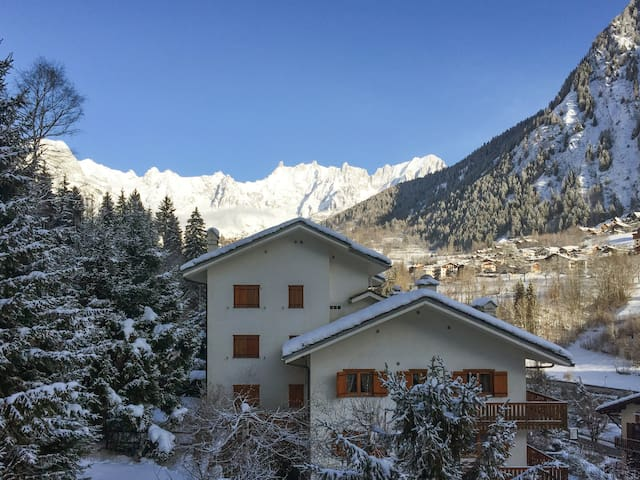 Apartment - 105 km from the slopes - Pre' Saint Didier - Apartamento
