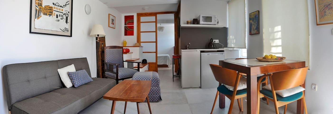 Apartamento Playa Fuentebravía. Sol
