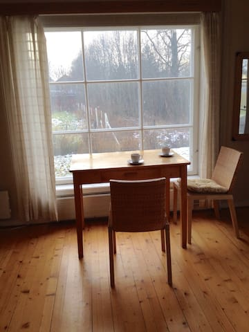 Cozy, light apartment OSLO 60 m2 - Gjerdrum - Appartement