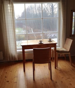 Cozy, light apartment OSLO 60 m2 - Gjerdrum - 公寓