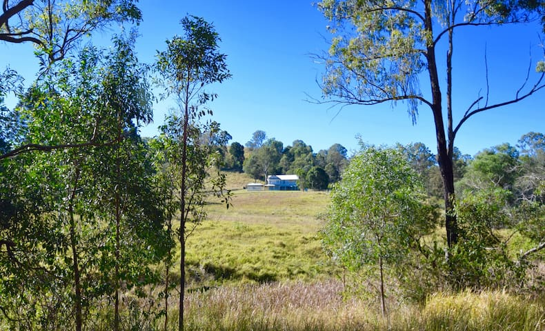 Bunya Creek Farm Stay - Bollier - Hus