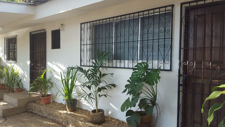 Apartment in the heart of Managua.