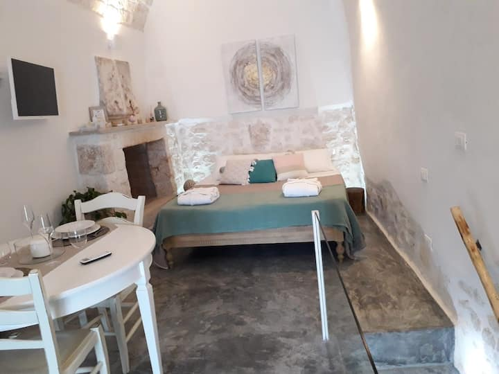 White Luxury Suite Ostuni