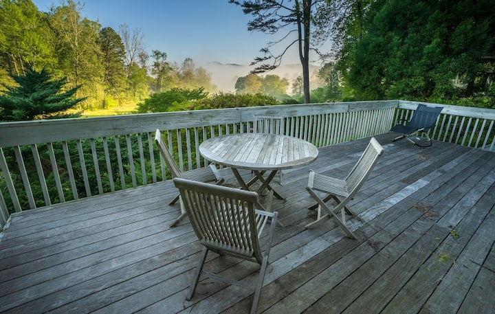 Pisgah Forest Home with a View