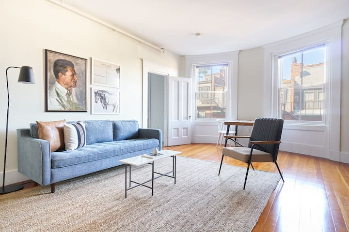 Sonder | Hancock Suites | Beautiful 1BR
