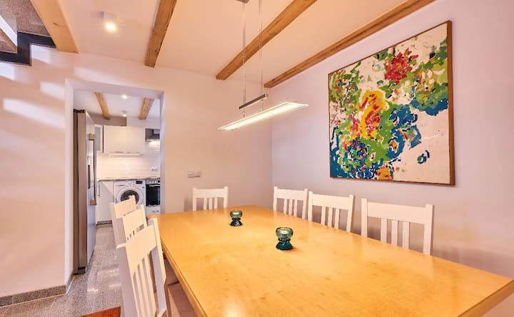Arber Lofts (Bayerisch Eisenstein), Big Holiday Loft