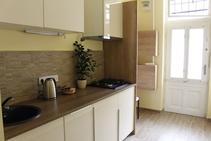 Andrew's City Apartment - Budapest - Appartement