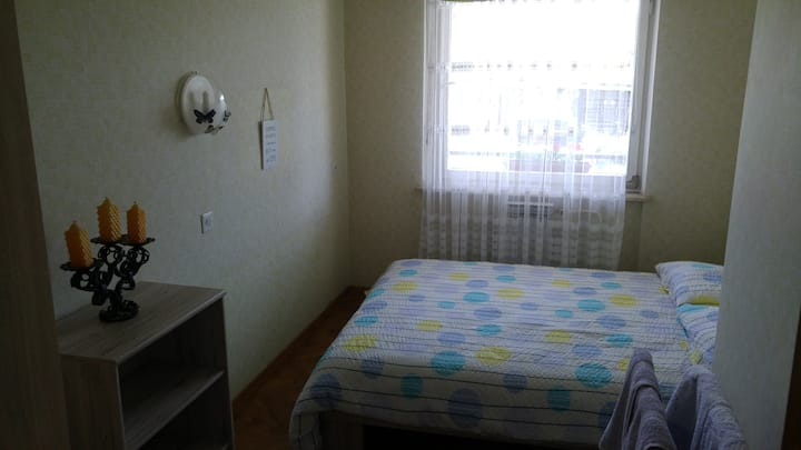 Mama Ana's rooms - double bed room (room no.3)