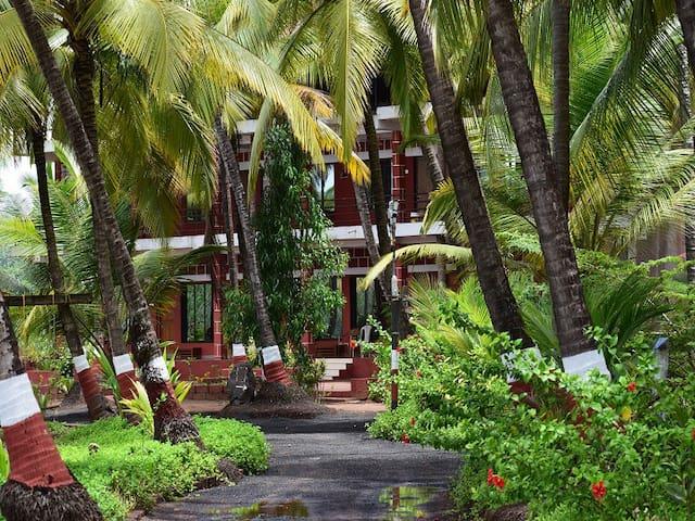 Jamdul Resort AC Room