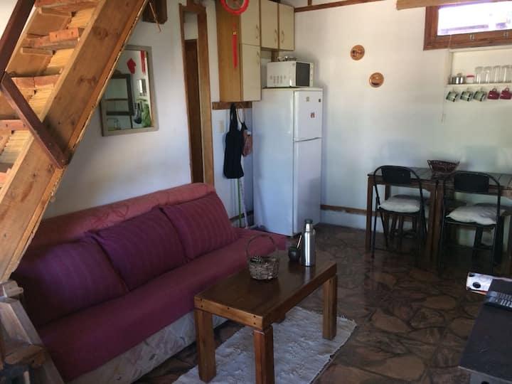 """""""Josecito """" cabaña a 4 cuadras de 3 playas"""