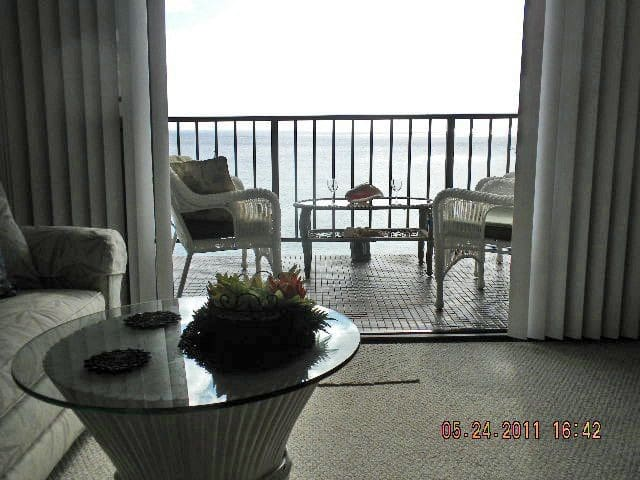 Waterfront Luxury - Makaha - Appartement