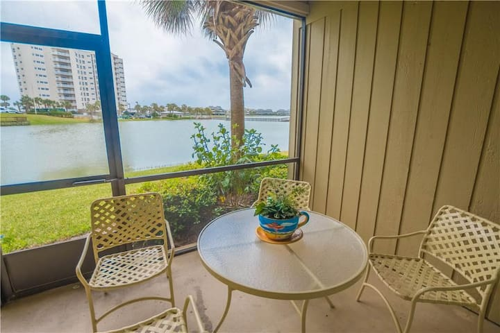 Seascape Boardwalk Villas 176 Charming 1 Bedroom Villa With Ocean View - Miramar Beach - Villa