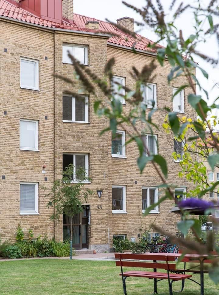 Apartment close to Malmö city center and beach