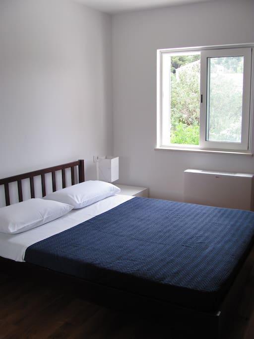 Apartment 1 - Double Bedroom