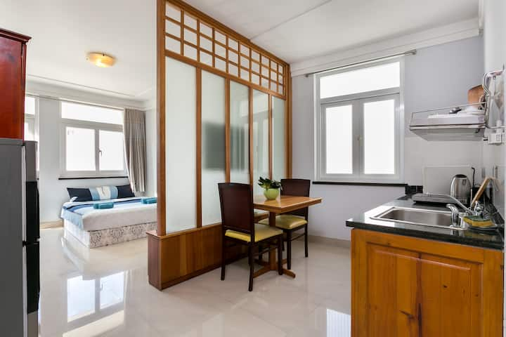 APARTMENT FOR RENT NEAR SAIGON ZOO, UNIVERSITY,