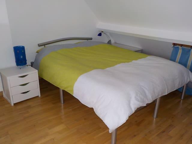 Chambre 1, 2 ou 3 personnes - Neufchâtel-Hardelot