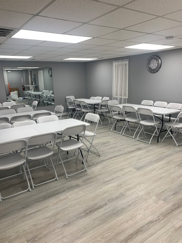 Small and Intimate Event Space rental