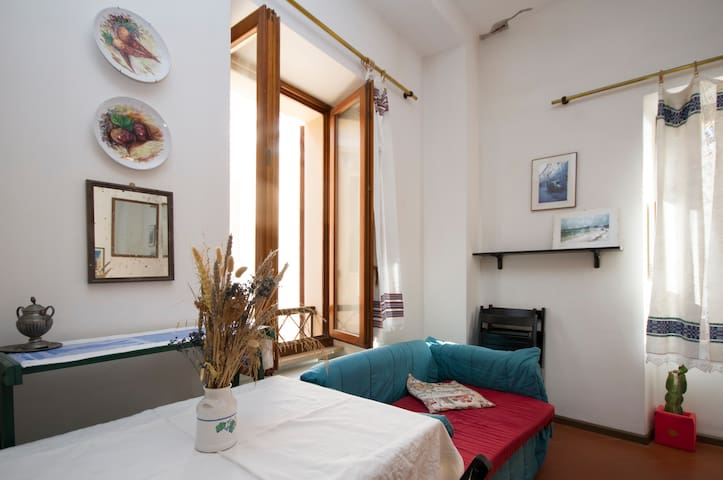 Wonderful 26m2 flat on the bastions - Alghero - Apartament