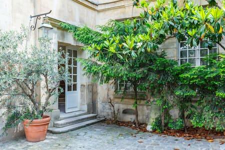 Charming appartment center of Paris