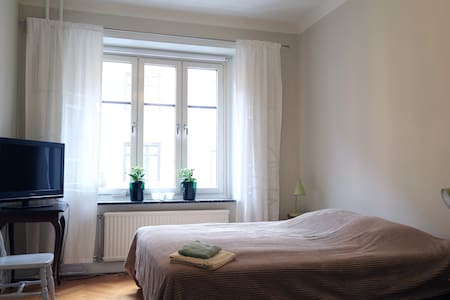 Calm and clean city center charm - Gothenburg - Apartment