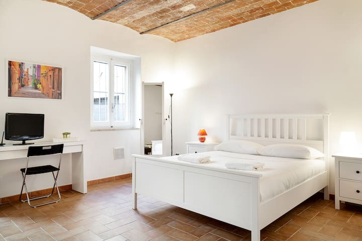 ♪ Bricks & Garden: a cosy stay near Palazzo Pitti